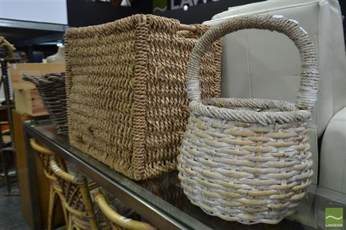Collection of Baskets