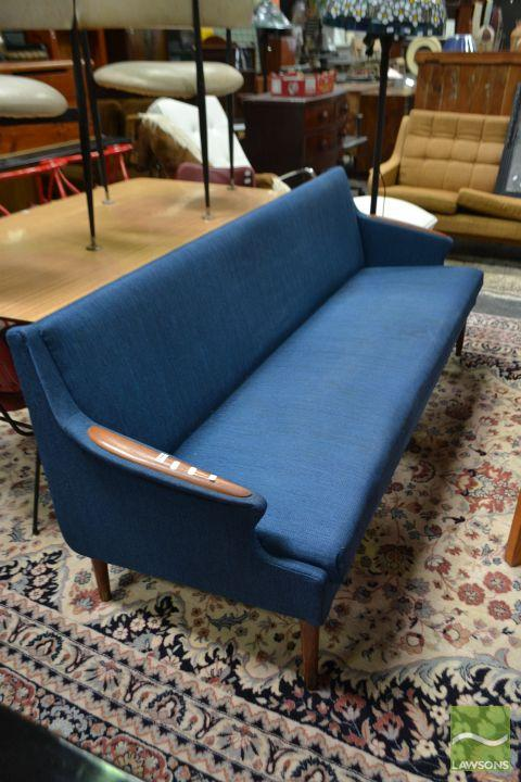 Paul Kafka Three Seater Sofa