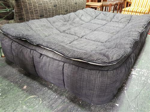 Italian Fabric Bed Base
