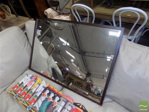 Bevelled Edge Mirror