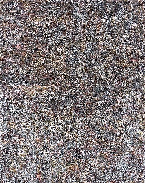 Maureen Ngwarai Purvis - Untitled 90 x 115cm (ready to hang)