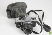 Pentax ME Super Camera with Case