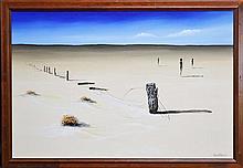 Jacob Stengle (1954 - ) - Untitled 60 x 89.5cm