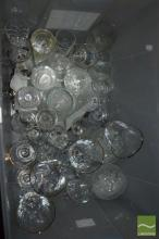 Box of Glassware incl 'Colony' from Turkey etc