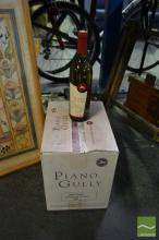 16 Cases (12 Bottles in Each) of Piano Gully Chardonnay Sauvignon Blanc 2001