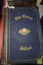 The Times Atlas, dated 1900
