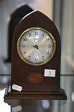 Enfield Timber Clock