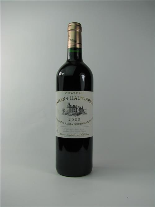 1x 2005 Chateau Bahans Haut-Brion, Graves - former second wine of Chateau Haut-Brion