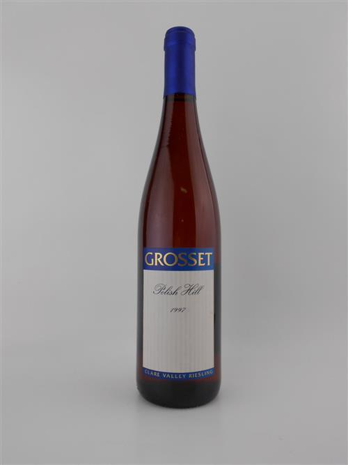 1x 1997 Grosset 'Polish Hill' Riesling, Clare Valley
