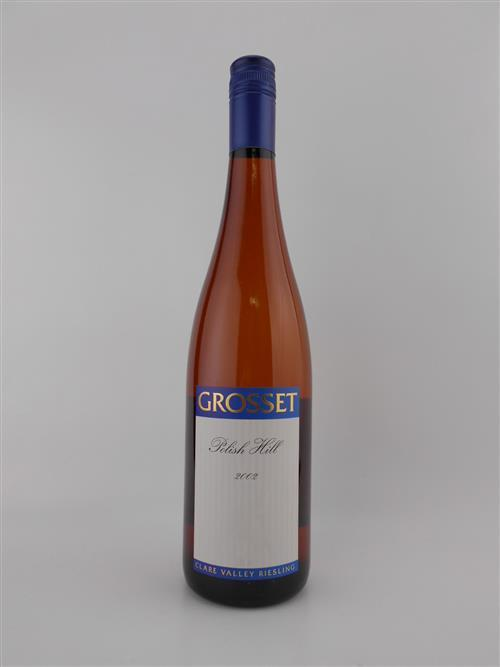 1x 2002 Grosset 'Polish Hill' Riesling, Clare Valley
