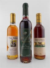 3x 1994 Dessert Wines - 1x Tim Adams Botrytis Semillon, Clare Valley; 1x Trentham Estate Noble Taminga, South NSW; 1x Cranswick Esta...