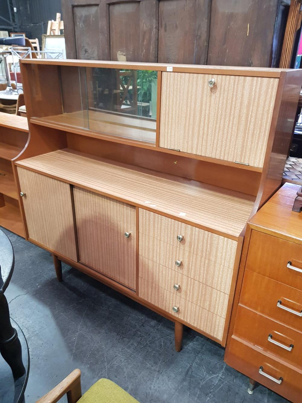Retro Upright Sideboard