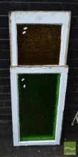Coloured Glass Panels
