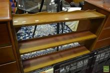 Timber Open Shelves