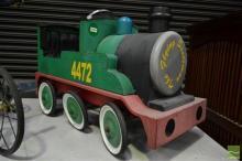 Vintage Pedal Train