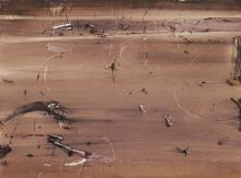 Geoffrey Dyer (1947 - ) - Abstract 55.5 x 74.5cm