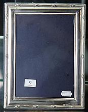 Hallmarked Sterling Silver Frame