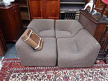 Grant Featherston Numero 4 Lounge in Brown