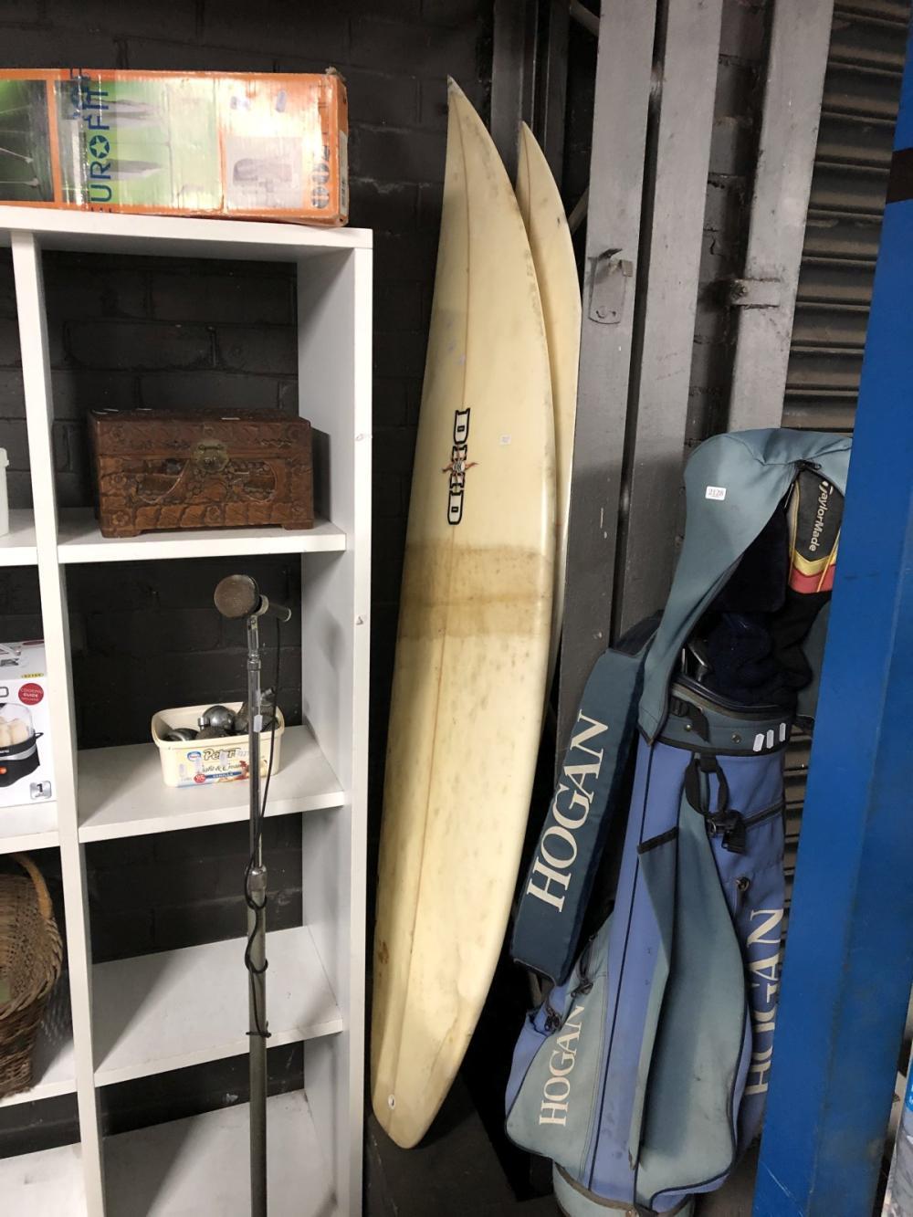 2 Surfboards