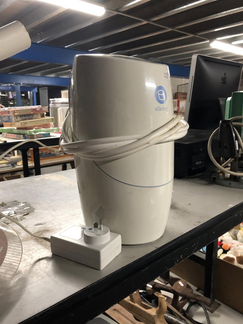 Spring Water Filter