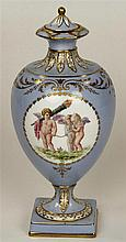 Wedgwood 19th Century Lidded Urn