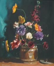 Brian Blanchard (1934 - ) - Still Life 45 x 37.5cm