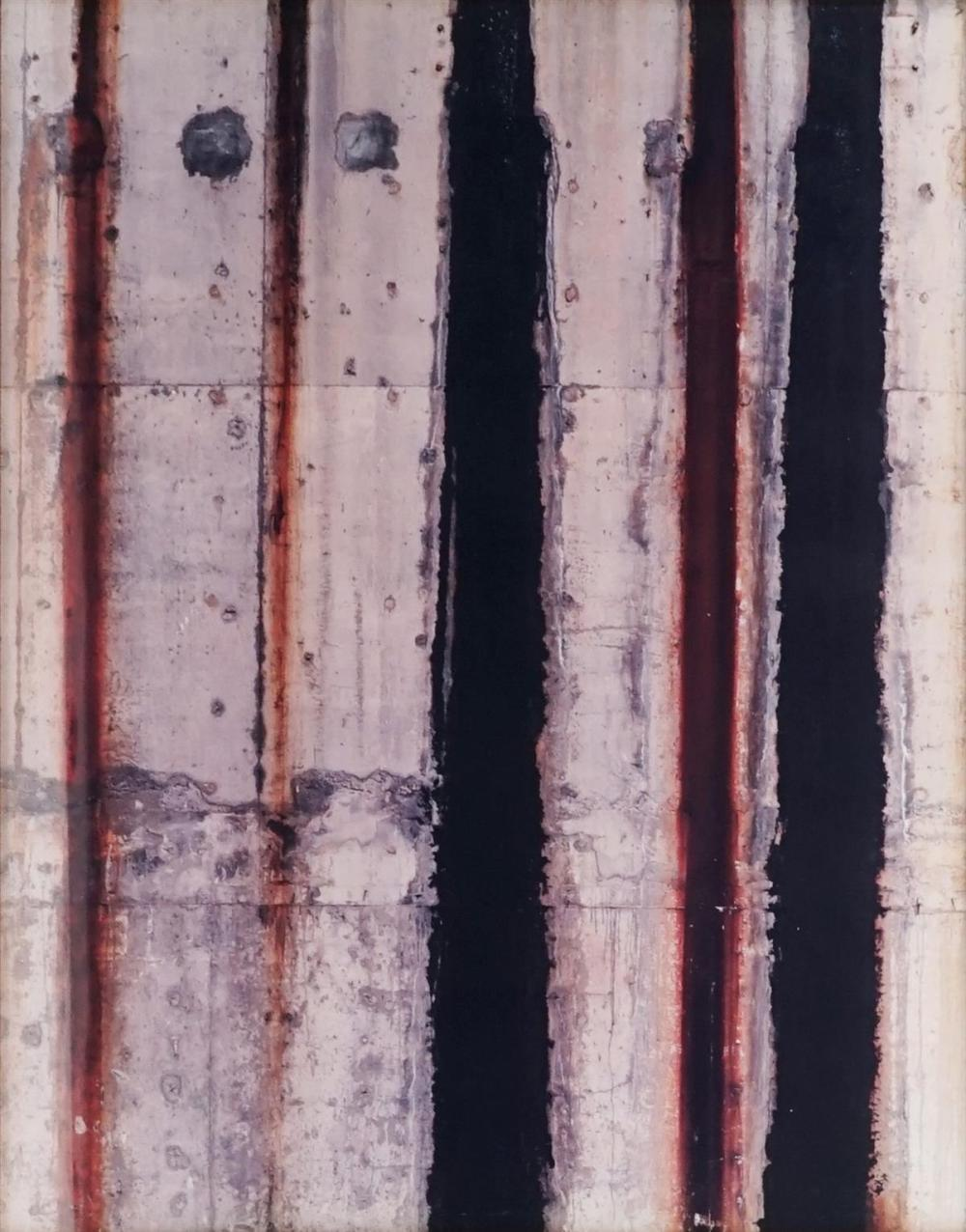 David Band (1959 - 2011) - Ugly Beauty 150 x 120cm