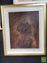 Desmond Binney - The Lovers 49 x 39cm