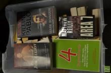 Plastic Tub of Books 'Junglebook' Included