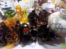 Collection of Glassware & Ceramics etc