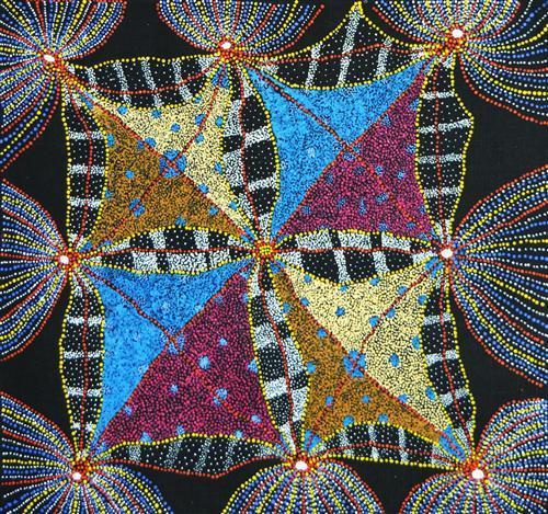 Cynthia Burke (1973 - ) - Untitled, 2008 62 x 58cm