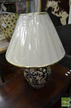 A Chinese Museum Replica Table Lamp (4243)