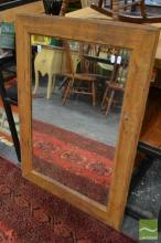 Timber Frame Mirror