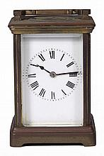 Brass Carriage Clock