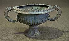 A Bronze Classical twin handled Jardiniere