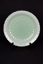 A Fine Chinese Celadon Dish,