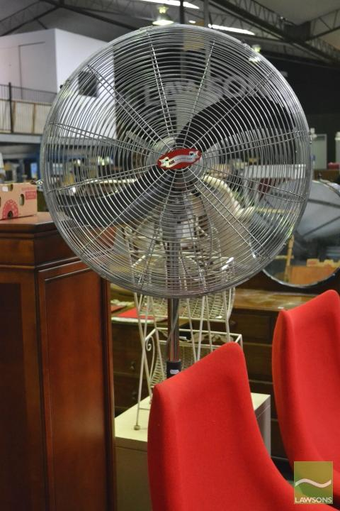 Large Industrial Fans : Large industrial fan