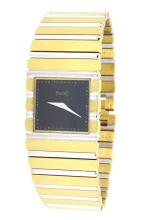 Watch Piaget Polo-18K Yellow and White Gold Apprisal Certifacate $41,000