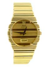 Watch Piaget Men's Polo Tiffany & Co. Dial 18K Apprisal Certifacate $29,500