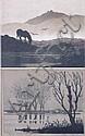 GEOFFREY GARNIER Cornish Moorland. Etching, Geoffrey Sneyd Garnier, Click for value