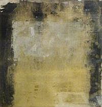 PAUL WADSWORTH Untitled. Mixed media. 59 x 55cm.