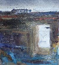 KURT JACKSON Labour in vain, A307 rain and gales