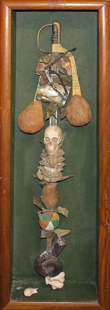 Marcel ACHARD (1899-1974). Epée qui aurait ét