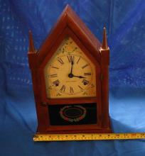 Seth Thoms Mantle Clock (Steeple Clock)