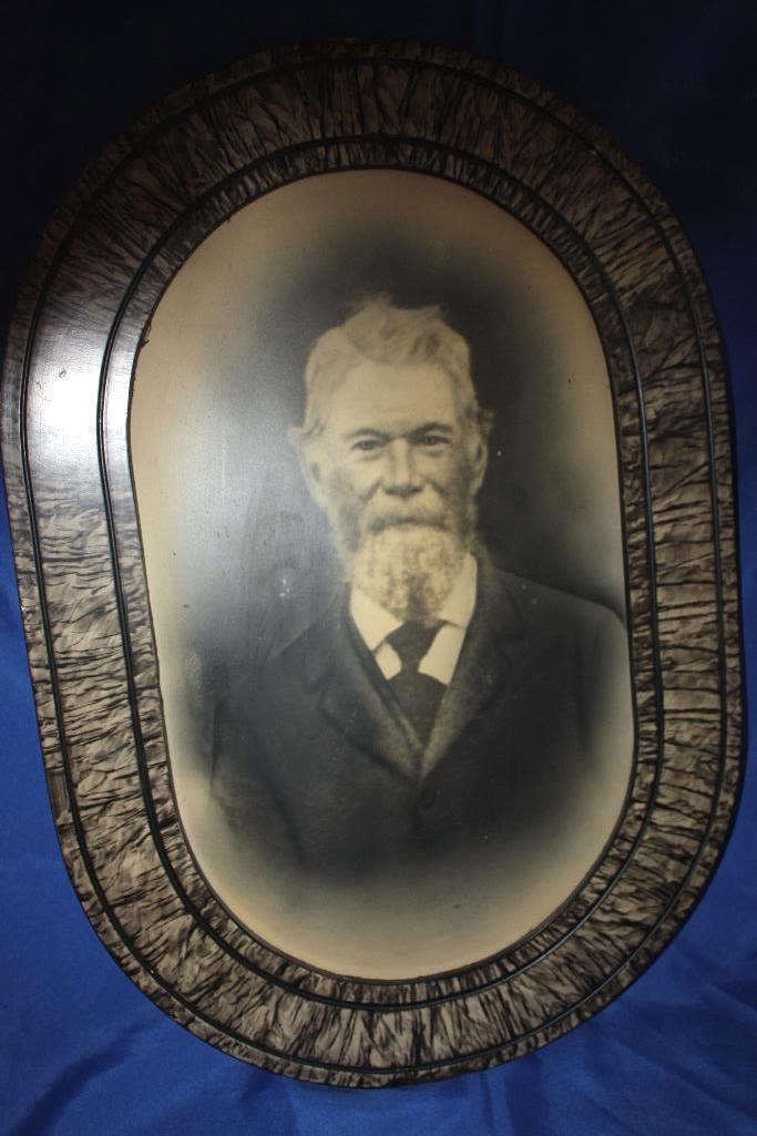 Early Photograph of Turnbaugh Ancestor