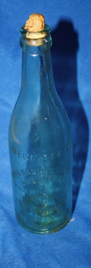 Fred Bauernshmidt American Brewery Bottle