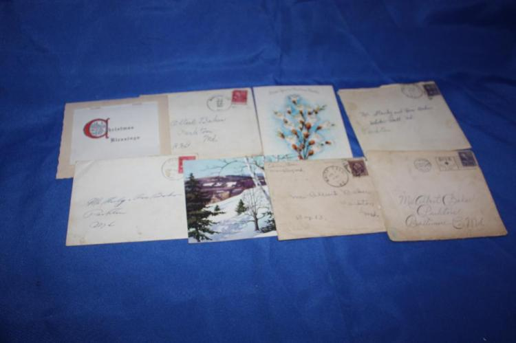 Early Greeting Cards