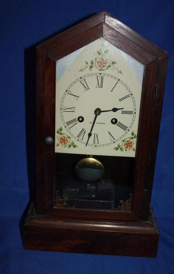 Seth Thomas German Movement Clock