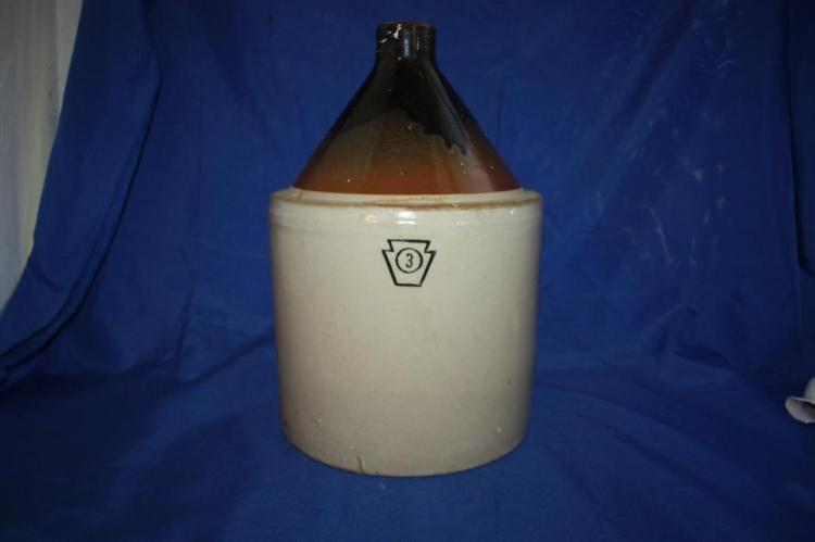 #2 2 Gallon Crock Jug