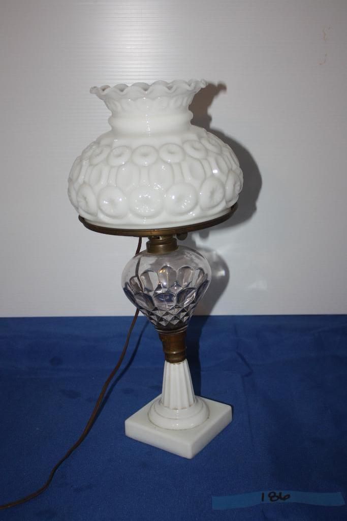 Electric Oil Lamp